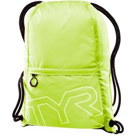TYR Draw String Backpack, żółty